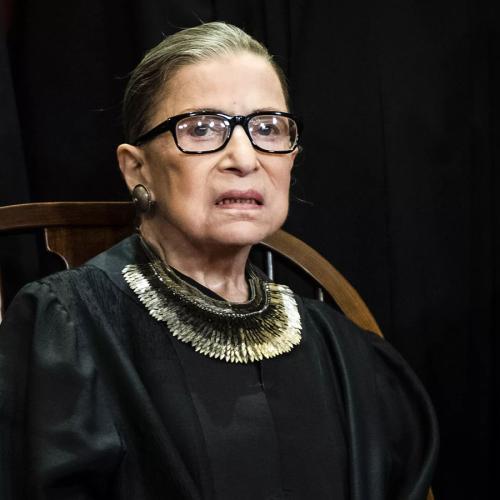 US Judge And Feminist Icon Ruth Bader Ginsburg Dies At 87