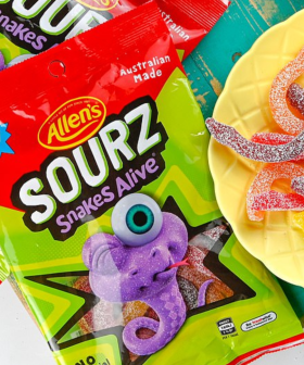 Allen's Is Releasing SOUR Snakes Alive