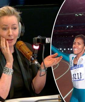 """My Blood Levels Were Up"": Amanda Keller's Emotional Sydney Olympics Memory"