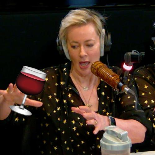 Amanda Keller's Super EMBARRASSING Red Wine Accident