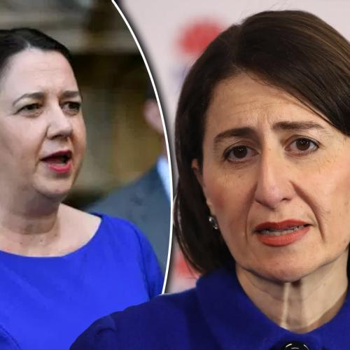 NSW Premier Gladys Berejiklian SLAMS Annastacia Palaszczuk