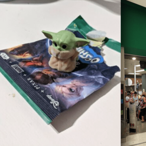 Woolworths Respond After Customers Complain About Ooshies Being 'Out Of Stock'