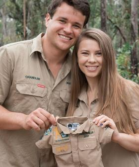 """Our Human Joey!"": Bindi Irwin Shares First Photo Of Baby Sonogram"