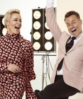 Amanda Keller Addresses Rumours That 'Dancing With The Stars' Has Been AXED