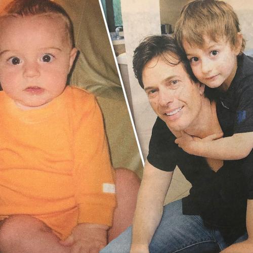 Brendan 'Jonesy' Jones Celebrates His Youngest Son's 18th Birthday!