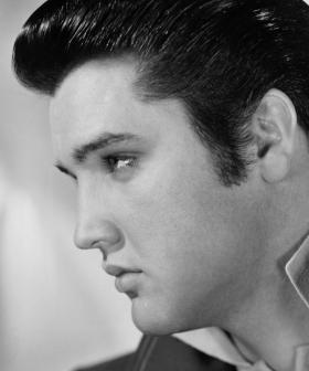 """""""All Shook Up"""": Face Of Elvis Mysteriously Appears In Giant Wave"""