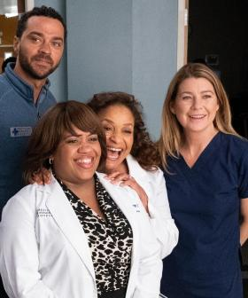 Hook Up Your IVs - Grey's Anatomy Has An Official Premiere Date!