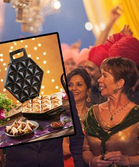 Time To Host A Bollywood Night Because ALDI Is Selling Samosa And Roti Makers!