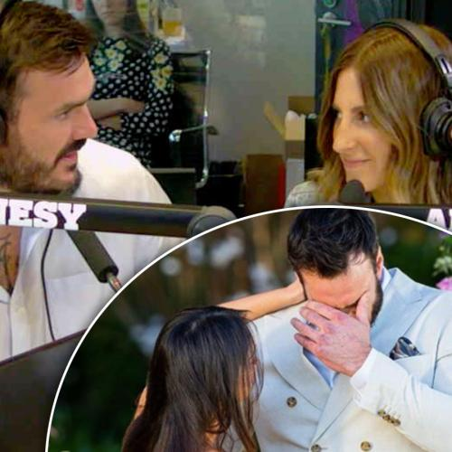 The Bachelor's Locky And Irena REACT To Bella's Very Public DUMPING!