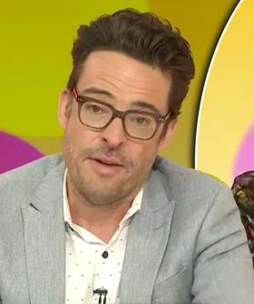 """I Love You Guys So Much"": Joe Hildebrand Announces His Departure From Studio 10"