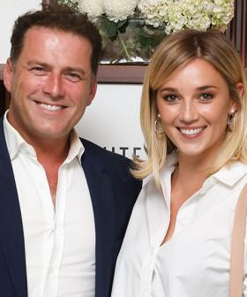 """Many More Kids To Come"": Karl Stefanovic Reveals His Plans To Have More Children"