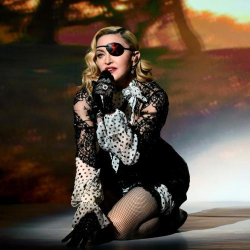 Madonna to Co-Write & Direct Biopic About Herself