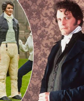 Mr. Darcy Has Been Turned Into A Life-Sized Cake