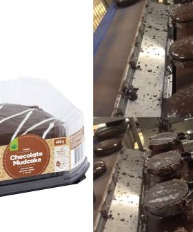 You've Got To Watch This BEAUTIFUL Video Of Woolworths Mudcakes Being Made!