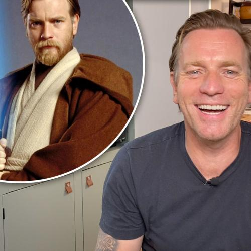 """The Beard's Coming Back Soon!"": Ewan McGregor CONFIRMS 'Star Wars' Release Date"