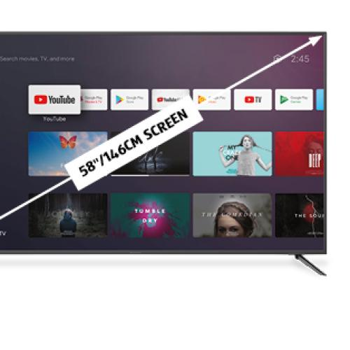 "ALDI Will Be Flogging A 58"" 4K TV And Sound Bar For Special Buys!"
