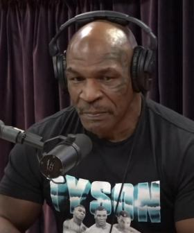 "Mike Tyson Was Sexually ""Aroused"" By Boxing"