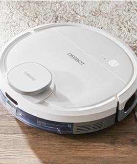 Move Over Roomba - ALDI Is Selling A Robot Vacuum Cleaner Called 'Deebot'