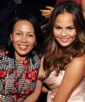 """""""My Heart Aches"""": Chrissy Teigen's Mother Shares Heartbreaking Moment She Held Late Grandson"""