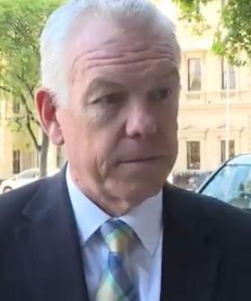 SA Police Commissioner Left Red Faced After His Ringtone Is Exposed On Live TV