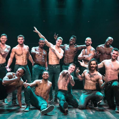 The Magic Mike Live Show Is Officially Coming To Sydney!
