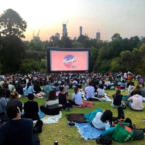 Sydney's Moonlight Cinema Is Returning This Summer!