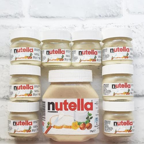Snack Legend Releases Their Homemade White Nutella Recipe And It Looks DIVINE!