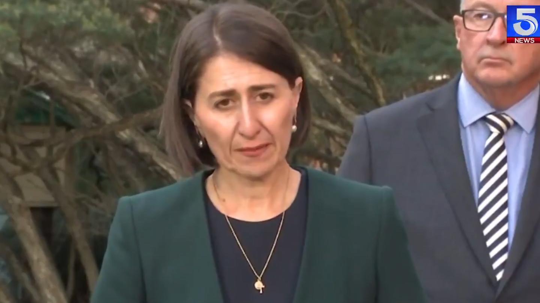 Jonesy & Amanda React To Premier Gladys Berejiklian's Bombshell Admission