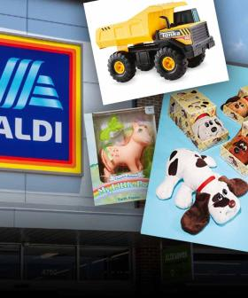 ALDI Is Bringing Back Toys You Haven't Seen Since The '80s