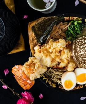 This Sydney Restaurant Is Serving Ramen For $400 A Bowl!