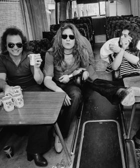 Van Halen Reveal The TRUTH About Their Brown M&Ms Backstage Request
