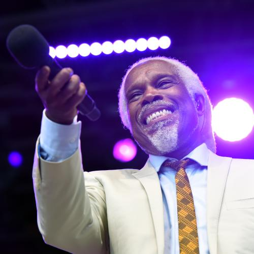 Billy Ocean Reveals Where He Got The Last Name 'Ocean'