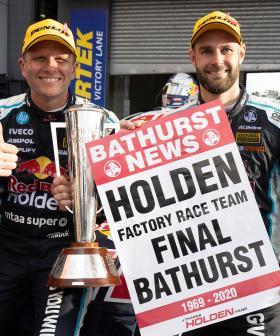 Bathurst 1000 Winner Shane van Gisbergen's Extraordinary Holden Tribute
