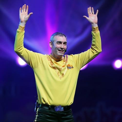 The Wiggles' Greg Page Opens Up About His Near-Death Experience