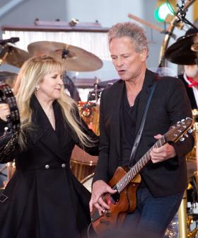 """I Just Felt Like A Dying Flower All The Time"": Stevie Nicks Reflects On Her Relationship With Lindsey Buckingham"