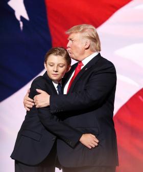 Donald Trump's Son Barron Tests Positive For COVID-19