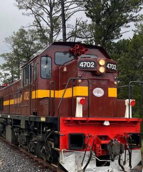"""We Were Dealt A Cruel Blow"": Historic 100-Year-Old Train Vandalised In NSW"