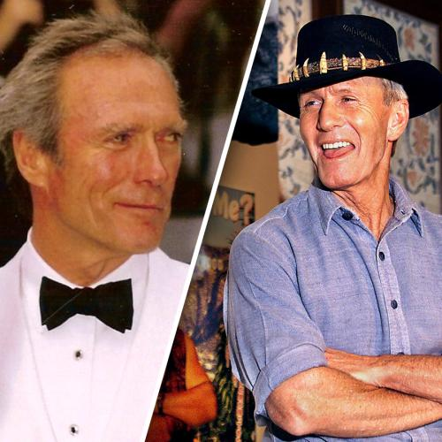 Paul Hogan's HILARIOUS Charity Ball Experience With Clint Eastwood And Elizabeth Taylor