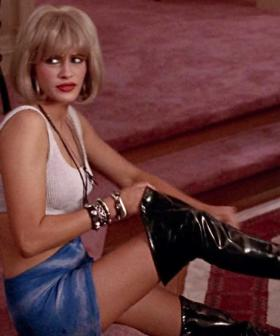 Pretty Woman Boots, Labyrinth Crystal Ball, Top Gun Jacket For Sale In Movie Prop Auction