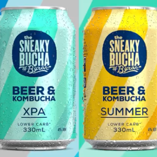 You Can Now Purchase Kombucha Beer And We Are Very Confused