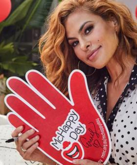 The Heartbreaking Reason Why Eva Mendes Chose To Work With Ronald McDonald House Charities