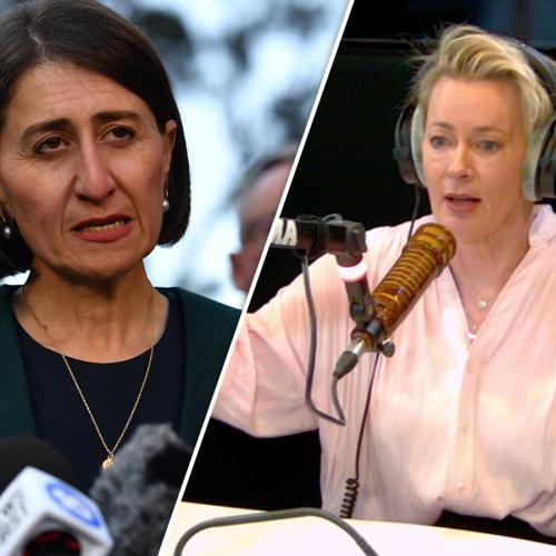 Jonesy & Amanda Break Down Gladys Berejiklian's Bombshell Confession
