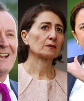 NSW Premier Gladys Berejiklian Lashes Out At QLD And WA's Border Restrictions