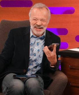 Graham Norton On Filming A Talk Show During A Pandemic