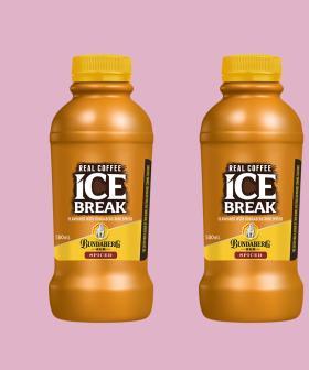 Ice Break Iced Coffee Now Has A Bundaberg Spice Rum Flavour