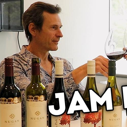 Jonesy & Amanda Taste Test Their Brand New 'JAM Drop' Wine!