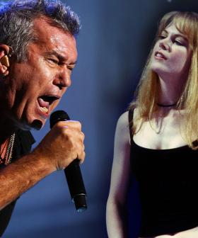 """Poor Nicole"": Jimmy Barnes Had To STRIP OFF In Front Of Nicole Kidman"