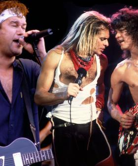 Jimmy Barnes CONFIRMS That He Was Asked To Join Van Halen
