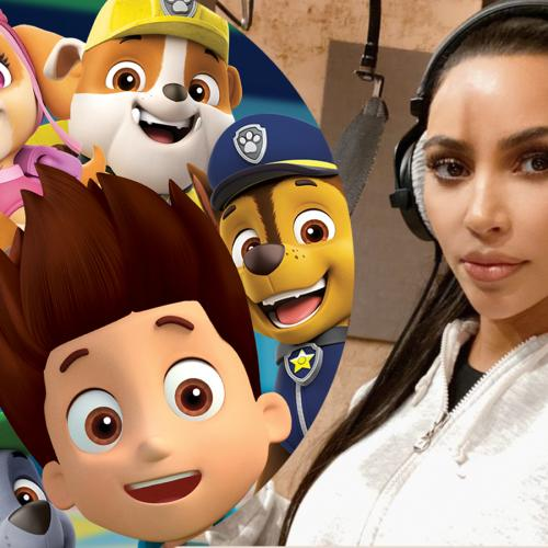 Kim Kardashian Joins Cast Of 'Paw Patrol'