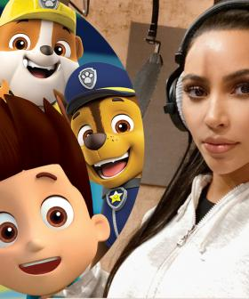 Kim Kardashian Joins Cast Of 'Paw Patrol'